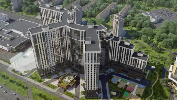 купить 1 комнатную квартиру московском