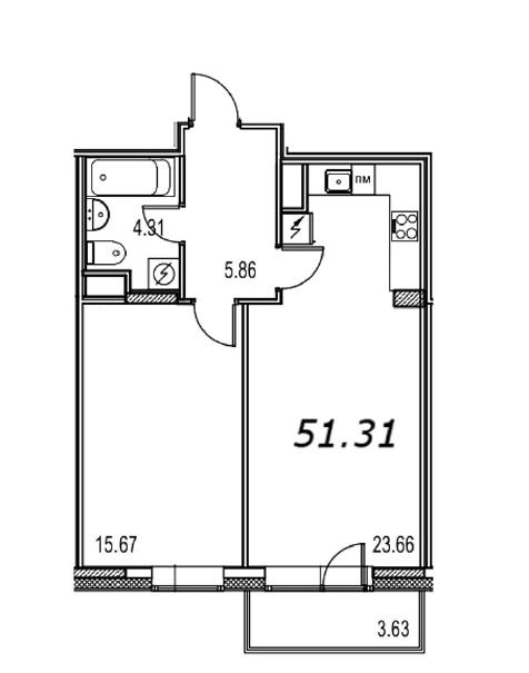 купить однокомнатную квартиру центральном районе