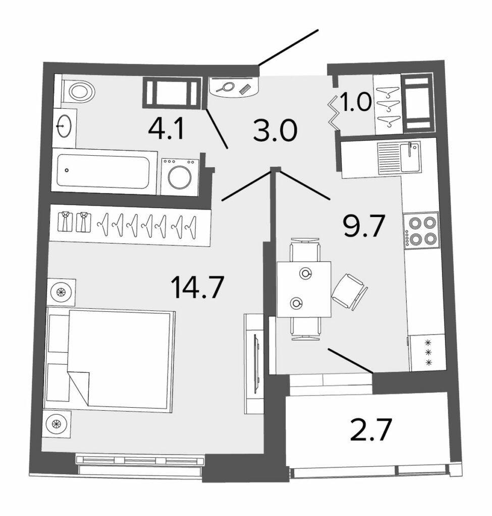 купить квартиру санкт петербург приморский