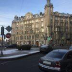 квартира каменноостровский
