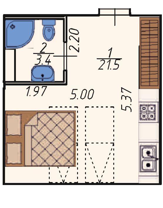 дорогие апартаменты купить